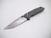 【GANZO】FB7603-BK フォールディングナイフ(ブラック)