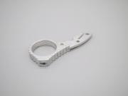 【WISE MEN COMPANY】Signet Ring(Spyderco Delica専用) (シルバー)