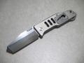 【SANRENMU】7046 ツールナイフ(グレイ)【多機能ナイフ】