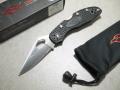 【GANZO】F759M-BK フォールディングナイフ(ブラック)