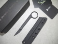 【Bastinelli knives】Picoeurフィックスドカランビットナイフ(セラコート)
