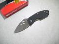 【Spyderco】Ambitiousフォールディングナイフ