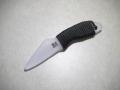 【TAK KNIFE】ILLUSION(Spyderco Delicaスタイル)トレーニングナイフ(ブラックパラコード)