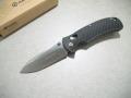 【GANZO】G726M-BK フォールディングナイフ(ブラック)