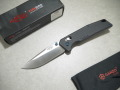 【GANZO】FB7601‐BK フォールディングナイフ(ブラック)