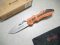 【GANZO】G621-OR フォールディングナイフ(オレンジ)