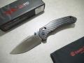 【GANZO】F7611-CF フォールディングナイフ(カーボンファイバー)