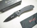 【GANZO】G7393-BK フォールディングナイフ(ブラック)
