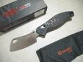 【GANZO】F7551-BK フォールディングナイフ(ブラック)