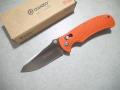 【GANZO】G726M-OR フォールディングナイフ(オレンジ)