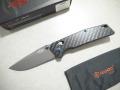 【GANZO】FB7603-CF フォールディングナイフ(カーボンファイバー)