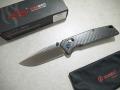 【GANZO】FB7601‐CF フォールディングナイフ(カーボンファイバー)