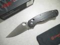 【GANZO】F729-CF フォールディングナイフ(カーボンファイバー)