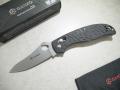 【GANZO】G7331-BK フォールディングナイフ(ブラック)