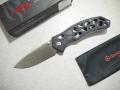 【GANZO】FB7631-BKフォールデイングナイフ(ブラック)