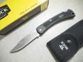 【BUCK】110KSLTレンジャーフォールデイングナイフ(ブラック)