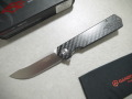 【GANZO】FH11-CFフォールディングナイフ(カーボンファイバー)