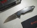 【GANZO】FH31-CFフォールディングナイフ(カーボンファイバー)