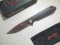 【GANZO】FH41-BK フォールディングナイフ(ブラック)