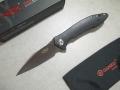 【GANZO】FH51-BK フォールディングナイフ(ブラック)