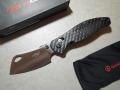 【GANZO】F7551-CF フォールディングナイフ(カーボンファイバー)
