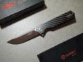 【GANZO】FH11S-CF フォールディングナイフ(カーボンファイバー)