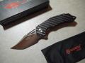 【GANZO】FH61-CF フォールディングナイフ(カーボンファイバー)