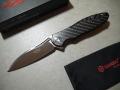【GANZO】FH71-CF フォールディングナイフ(カーボンファイバー)