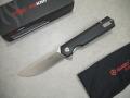 【GANZO】FH11S-BK フォールデイングナイフ(ブラック)