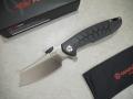 【GANZO】FH81-BK フォールデイングナイフ(ブラック)