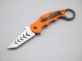 【FOX KNIVES】FX-597TK トレーニングフォールディングカランビットナイフ
