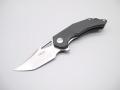 【GANZO】FH61-BK フォールディングナイフ(ブラック)