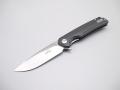 【GANZO】FH91-BK フォールディングナイフ(ブラック)