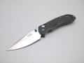 【GANZO】F753M1-BK フォールディングナイフ(ブラック)