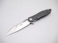 【GANZO】FH71-BK フォールディングナイフ(ブラック)