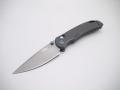 【GANZO】F7533-BK フォールディングナイフ(ブラック)