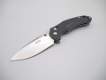 【GANZO】F7611-BK フォールディングナイフ(ブラック)