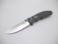 【GANZO】G7501‐BKフォールディングナイフ(ブラック)