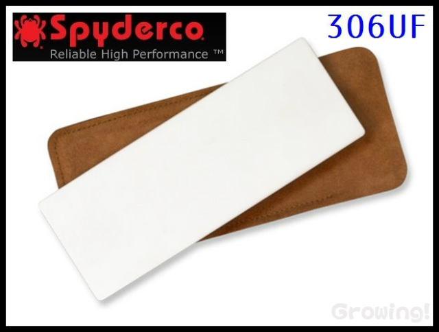 Spyderco【スパイダルコ】■ ベンチストーン ウルトラファイン セラミックシャープナー 砥石 306UF