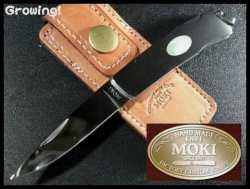MOKI KNIFE【モキ ナイフ】■ クリオネ 【夜光貝】 ■MK-820LS 【配送料無料】