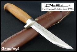 Marttiini【マルティニ】■ リンクス 【ステンレス】【バーチウッド】Lynx フィンランド ラップナイフ