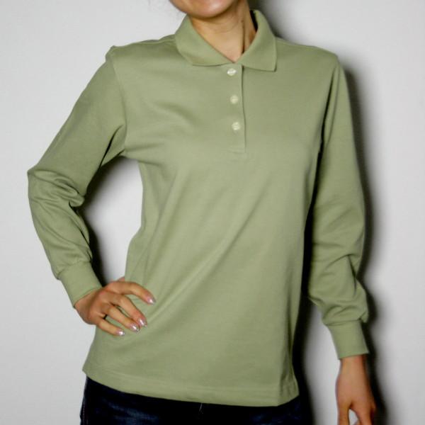 UVポロシャツ(スーピマ綿使用)秋