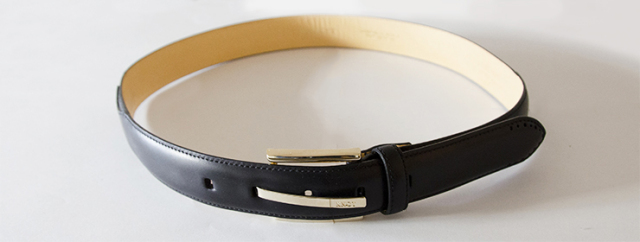 CORDOVAN BELT (KC-1001)