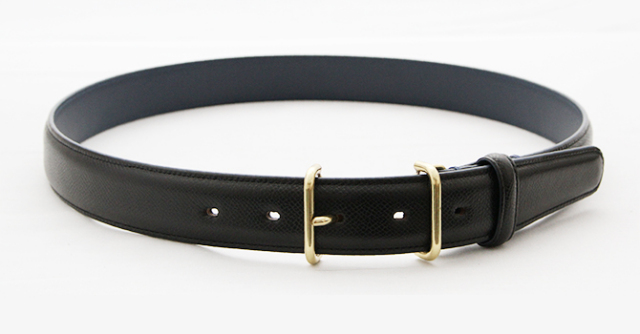 Morikawa GERMAN CALF BELT (MW-1300)