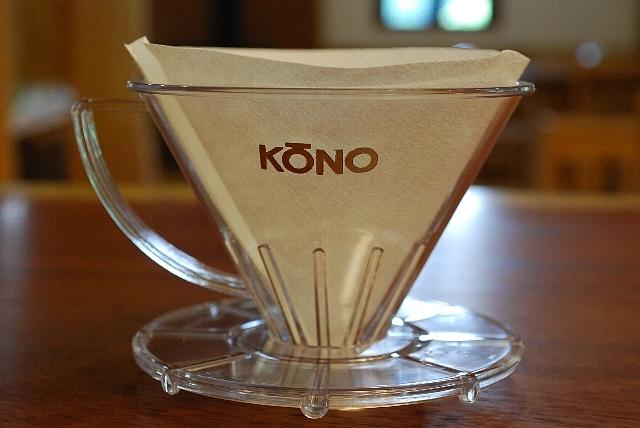 コーノ式円錐コーヒードリッパー