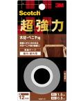 3M(スリーエム) 超強力両面テープ 木材・ベニア用(KMZ-12) 小袋20個入り