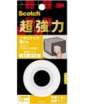 3M(スリーエム) 超強力両面テープ プラスチック・塩ビ用 KPL-19 小袋20個入り