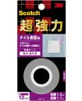 3M(スリーエム) 超強力両面テープ タイル表面用 KST-12 小袋20個入り