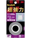 3M(スリーエム) 超強力両面テープ タイル表面用 KST-19