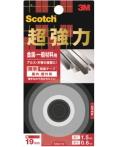 3M 超強力両面テープ 金属用・一般材料用 (KKD−19) 19×1.5m 小袋20巻入り